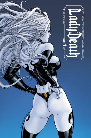 Lady Death #1 (VIP Cover)