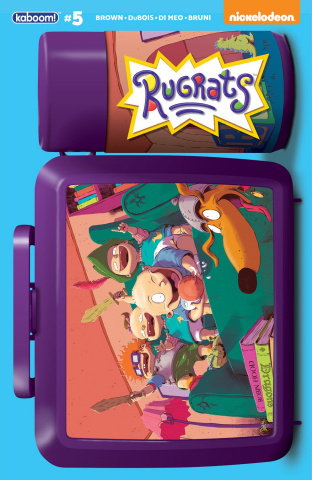 Rugrats #5 (Subscription Bayliss Cover)