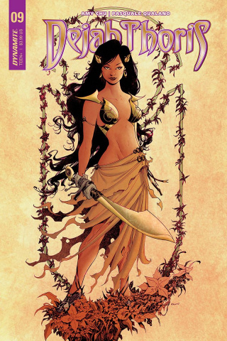 Dejah Thoris #9 (McKone Cover)