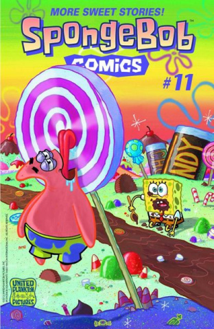 Spongebob Comics #11