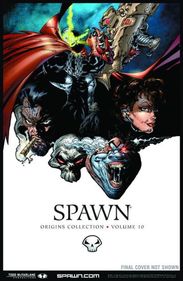 Spawn: Origins Vol. 10