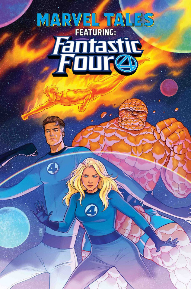 Marvel Tales: Fantastic Four #1