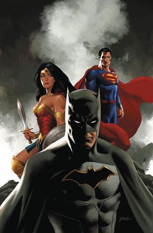 Trinity #3 (Variant Cover)