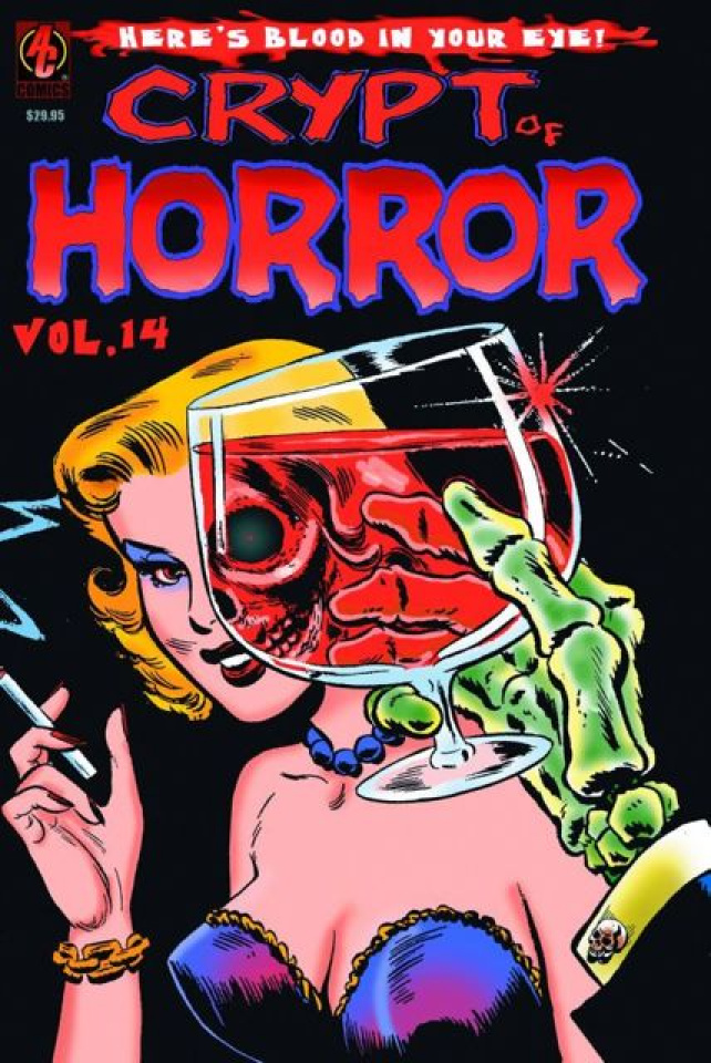Crypt of Horror Vol. 14