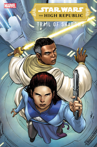 Star Wars: The High Republic - Trail of Shadows #1 (Anindito Cover)