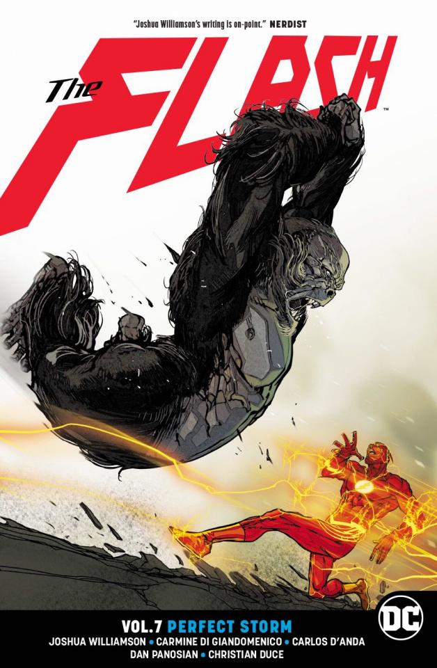 The Flash Vol. 7: Perfect Storm