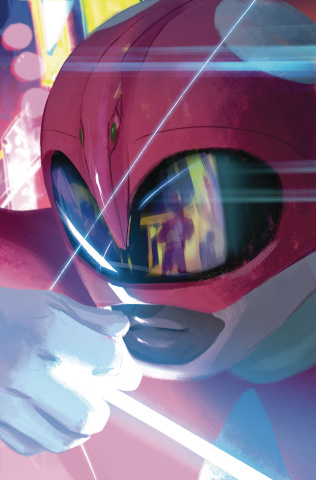 Mighty Morphin' Power Rangers: Pink #1 (20 Copy Chen Cover)
