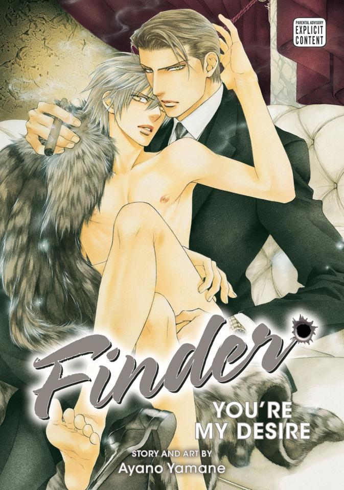 Finder Vol. 6: You're My Desire