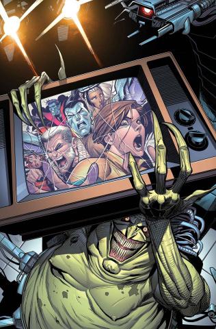 X-Men: Gold #15: Legacy