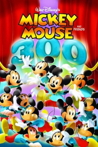 Mickey Mouse & Friends: 300 Mickeys
