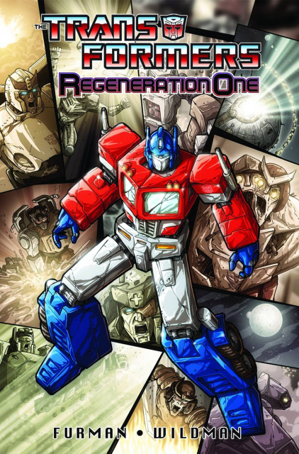 The Transformers: Regeneration One Vol. 1