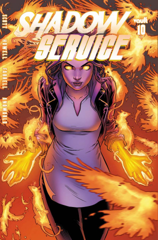 Shadow Service #10 (Isaacs Cover)