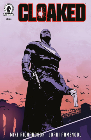 The Icon #1 (Armengol Cover)