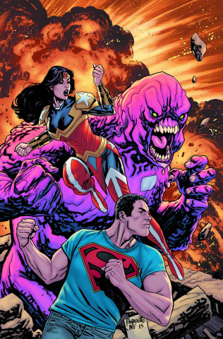 Superman / Wonder Woman #24
