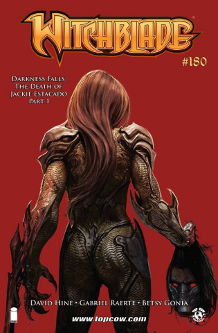 Witchblade #180 (Sejic Cover)