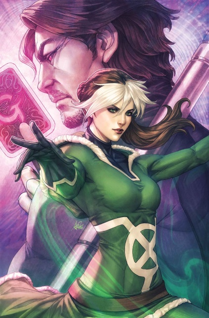 Astonishing X-Men #1 (Artgerm Cover)
