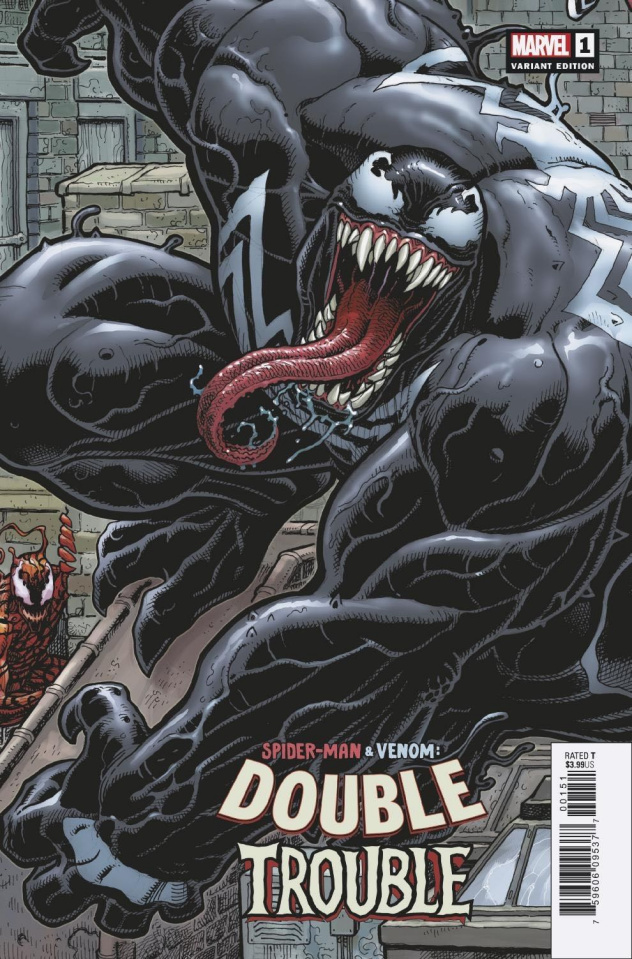 Spider-Man & Venom: Double Trouble #1 (Adams 8-Part Cover)