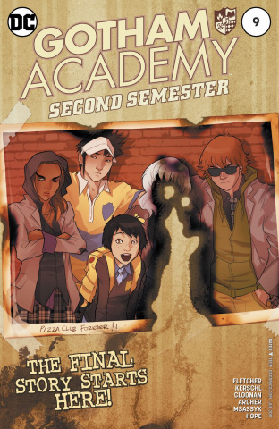 Gotham Academy: Second Semester #9
