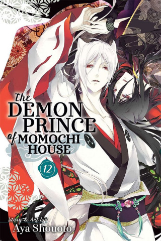 The Demon Prince of Momochi House Vol. 12