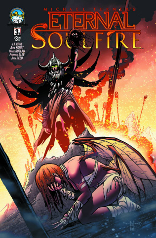Eternal: Soulfire #3 (Direct Market Cover B)