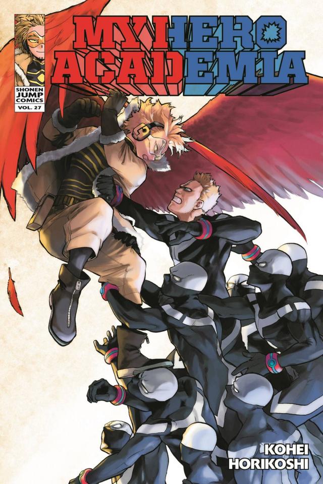 My Hero Academia Vol, 27