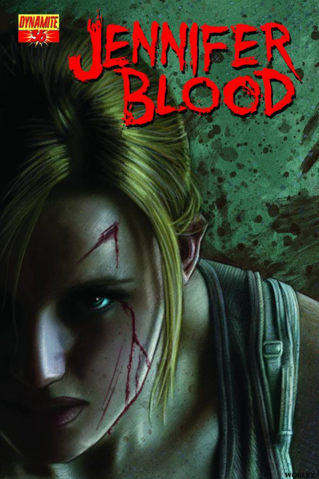 Jennifer Blood #36