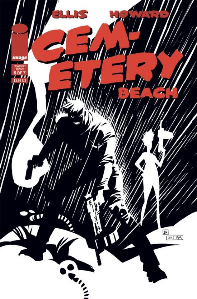 Cemetery Beach #6 (Impact Cover)