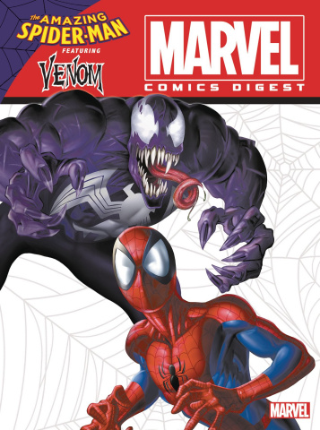 Marvel Comics Digest #8: Spider-Man & Venom