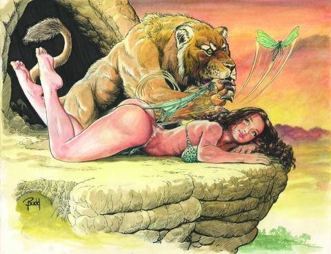 Cavewoman: Deadly Venom (Root Special Edition)