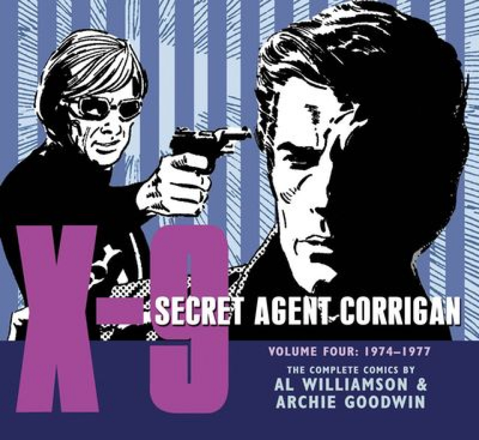 X-9: Secret Agent Corrigan Vol. 4