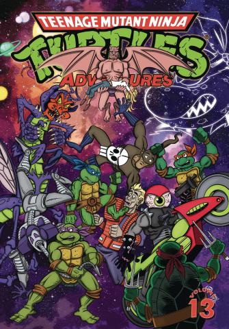 Teenage Mutant Ninja Turtles Adventures Vol. 13