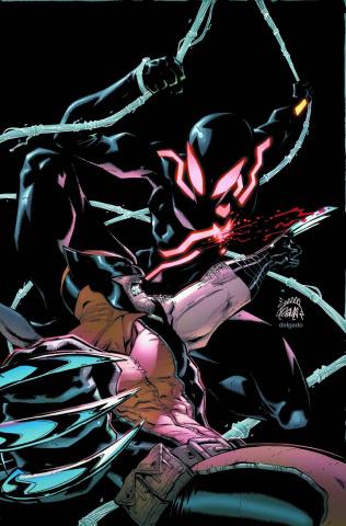 Scarlet Spider #17
