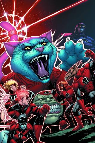 Red Lanterns #30