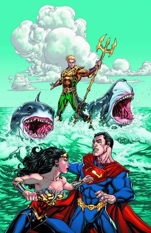 Injustice: Gods Among Us, Year Four #9