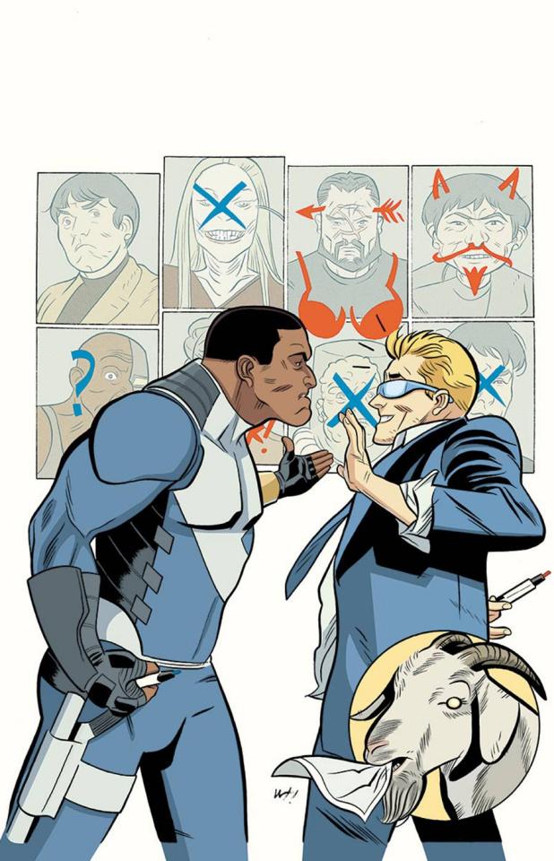 Quantum & Woody #11 (Torres Cover)