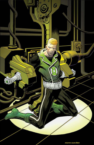 Hal Jordan and The Green Lantern Corps #5 (Variant Cover)