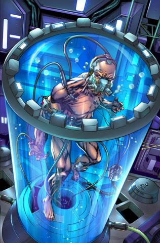 E.V.I.L. Heroes #2 (Spay Cover)