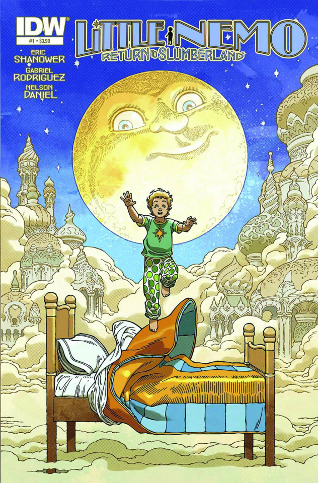 Little Nemo: Return to Slumberland #1 (2nd Printing)