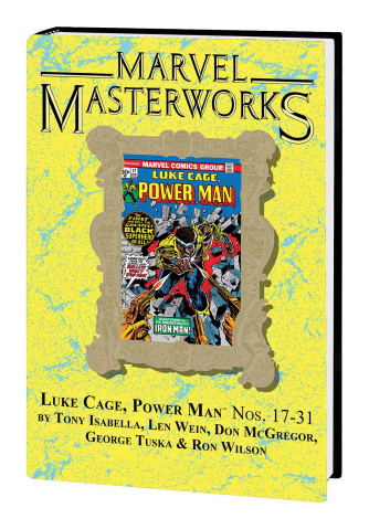 Luke Cage: Power Man Vol. 2 (Marvel Masterworks)