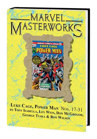 Luke Cage: Power Man Vol. 2 (Marvel Masterworks)