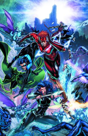 Titans #4