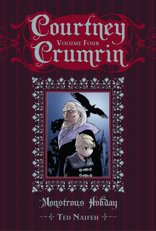 Courtney Crumrin Vol. 4