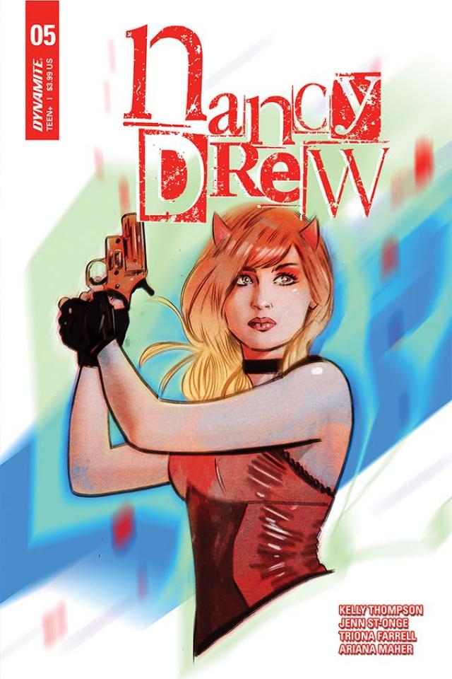 Nancy Drew #5 (Lotay Cover)