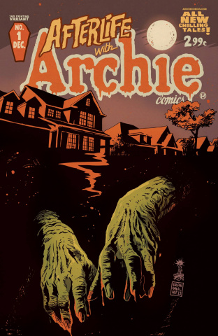 Afterlife With Archie #1 (2nd Printing)