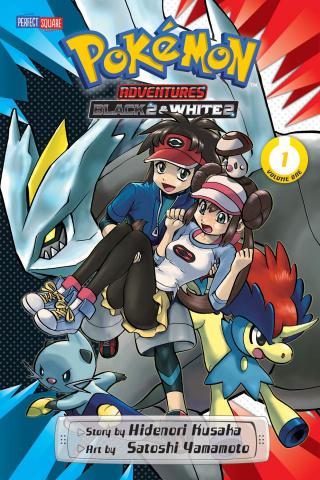 Pokémon Adventures: Black 2 & White 2 Vol. 1