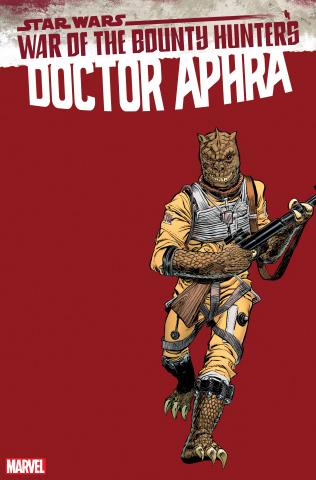 Star Wars: Doctor Aphra #15 (Frenz Handbook Cover)