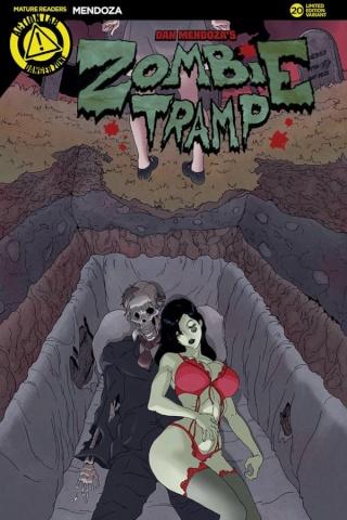 Zombie Tramp #20 (TMChu Cover)