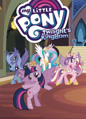 My Little Pony: Twilight's Kingdom