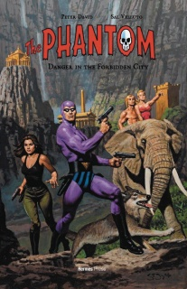 The Phantom Vol. 1: Danger in the Forbidden City