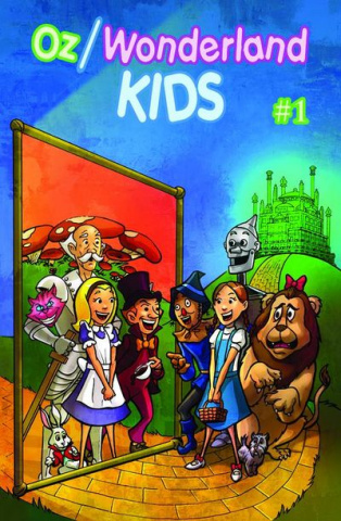 Oz: Wonderland Kids #1